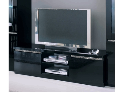 Meubles tv hifi for Meuble tv suspendu 120 cm
