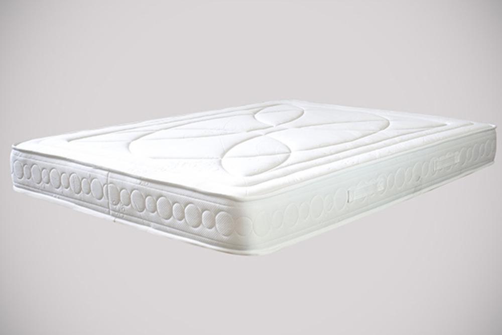 matelas mousse memoire bolero l 160 x h 20 x p 200. Black Bedroom Furniture Sets. Home Design Ideas