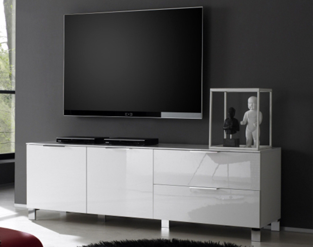 meuble tv medium sola. Black Bedroom Furniture Sets. Home Design Ideas