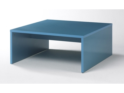 Table basse carree Box