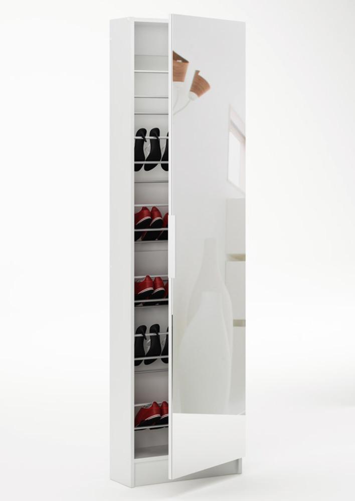 armoire à chaussures shoe blanc