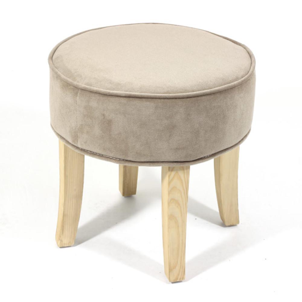 pouf frog beige. Black Bedroom Furniture Sets. Home Design Ideas