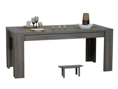 Table repas extensible rectangulaire Lathi 56