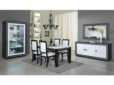 Meuble tv Prestige 302 laque bicolore