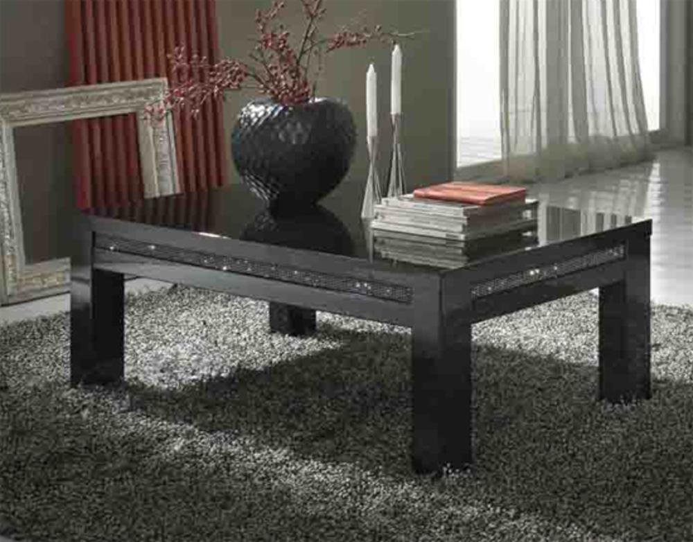 Table basse Prestige 302 laque noir