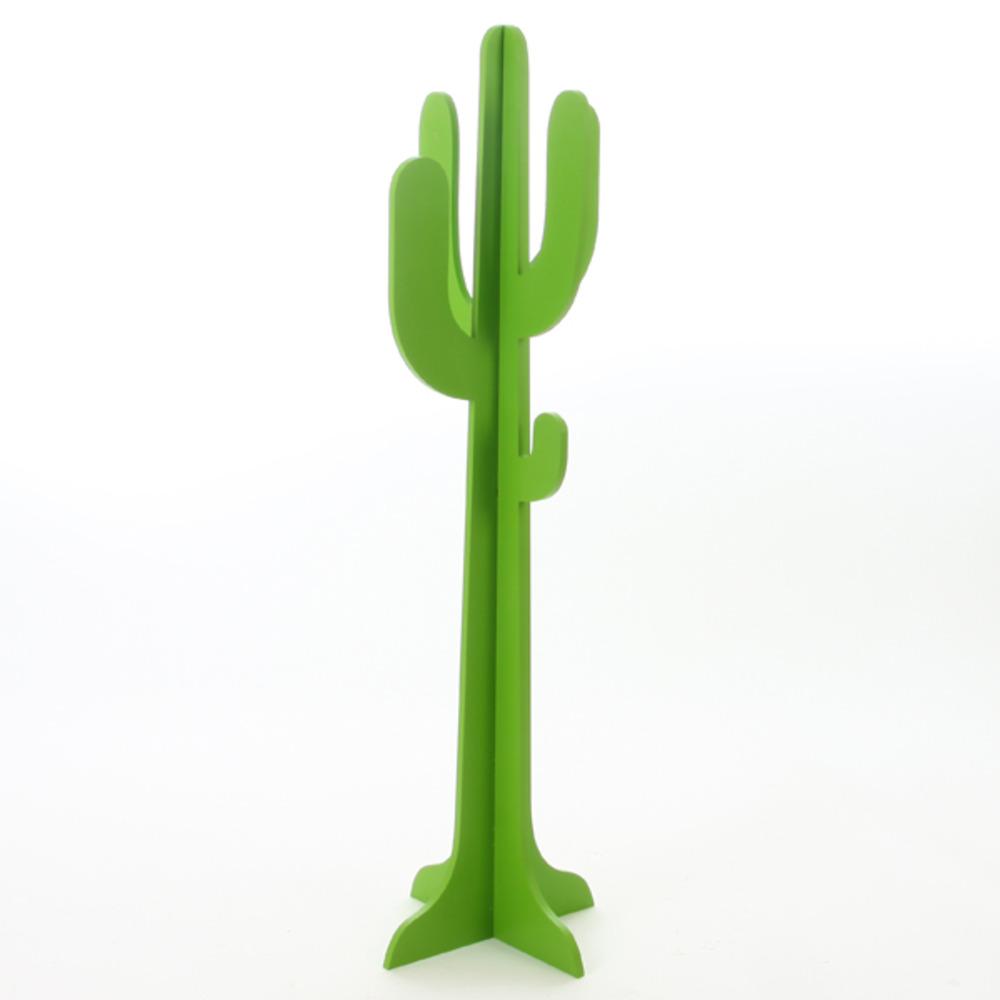 Porte manteau Cactus Vert