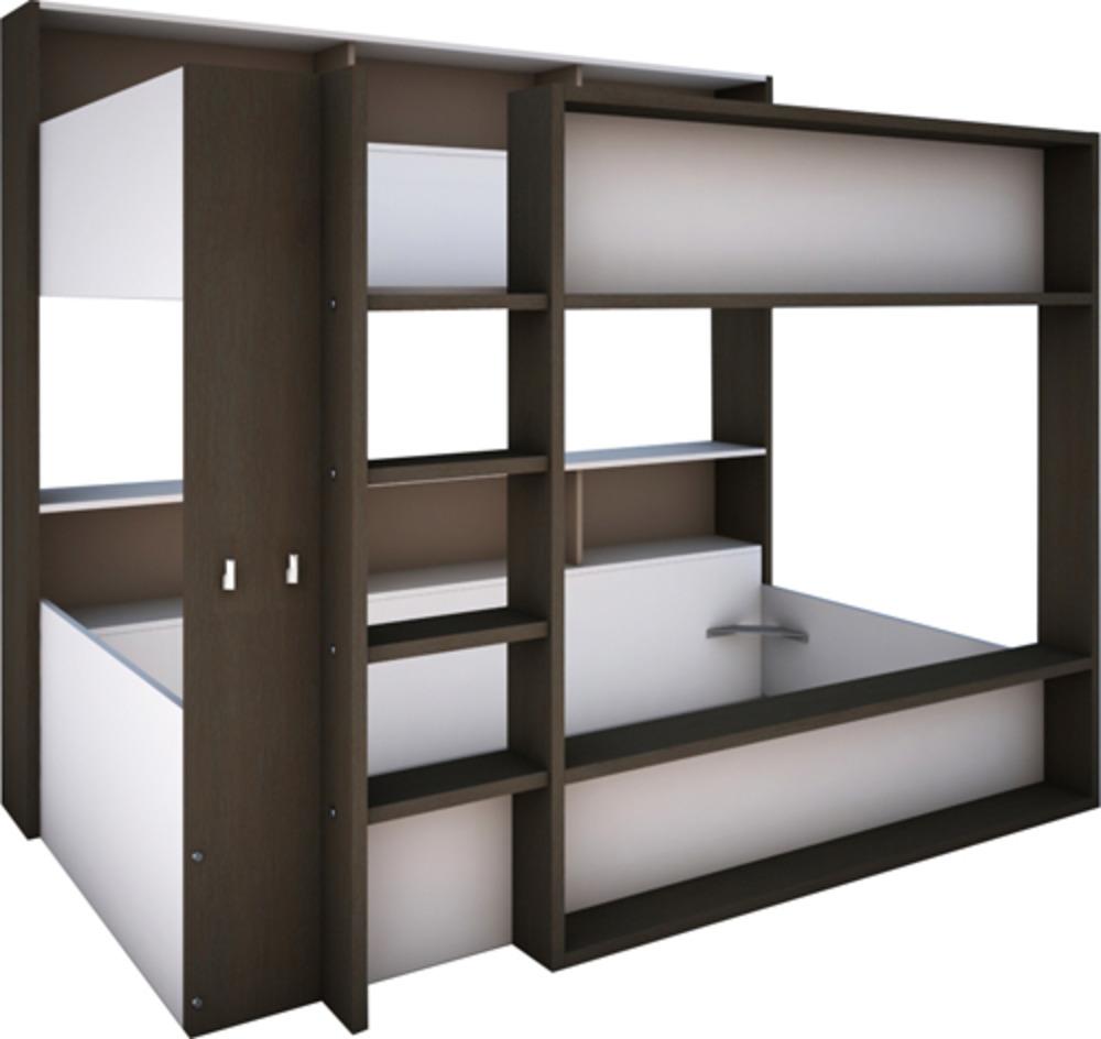 lit superpose funzy. Black Bedroom Furniture Sets. Home Design Ideas