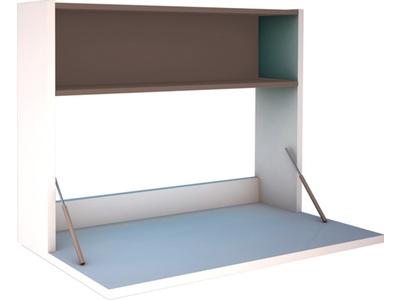 meuble informatique bureau bureaux en m tal bois verre pas cher. Black Bedroom Furniture Sets. Home Design Ideas