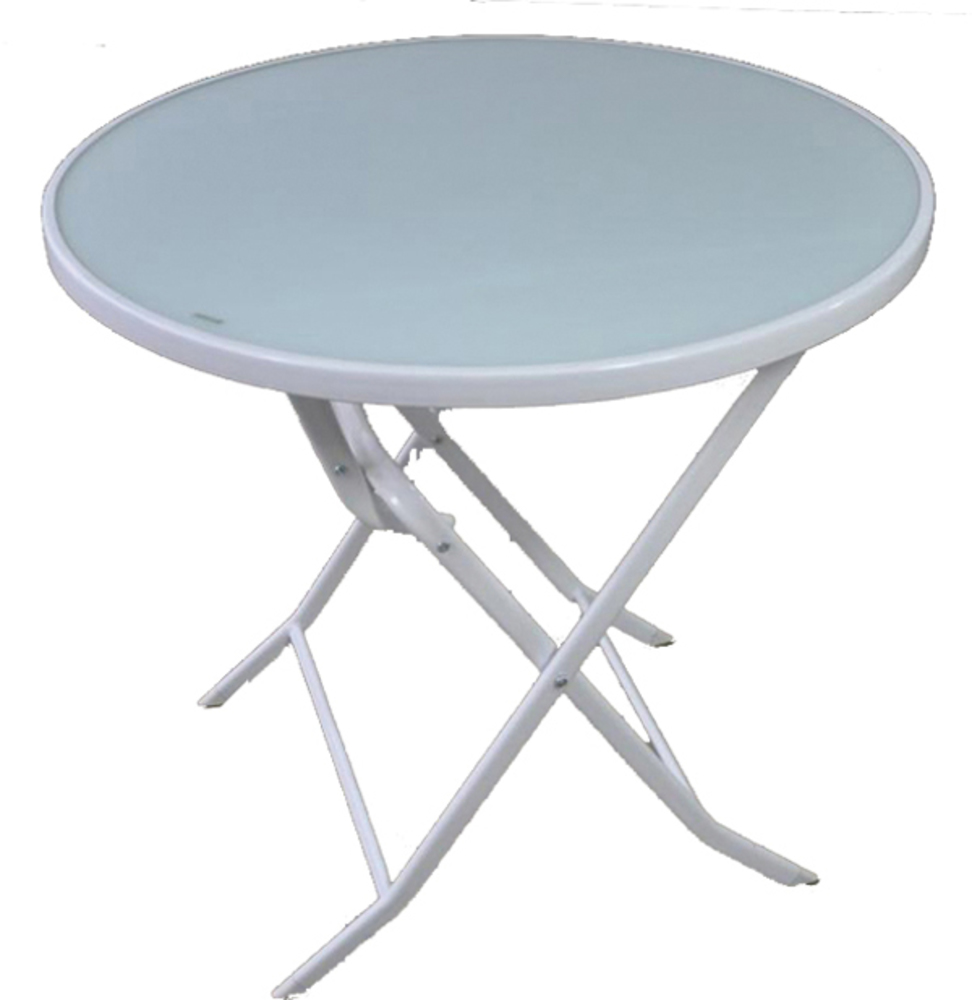 Table Ronde De Jardin Pliable Metal For Crafts