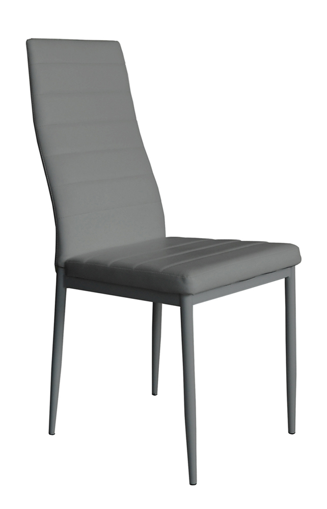 Chaise tilia gris for Chaise se salle a manger