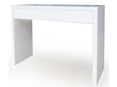Console avec tiroir