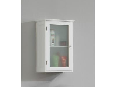 Porte en verre pour meuble de cuisine tiroir double for Meuble haut salle de bain porte coulissante