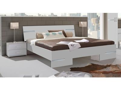 Lit Anna chambre à coucher blanc