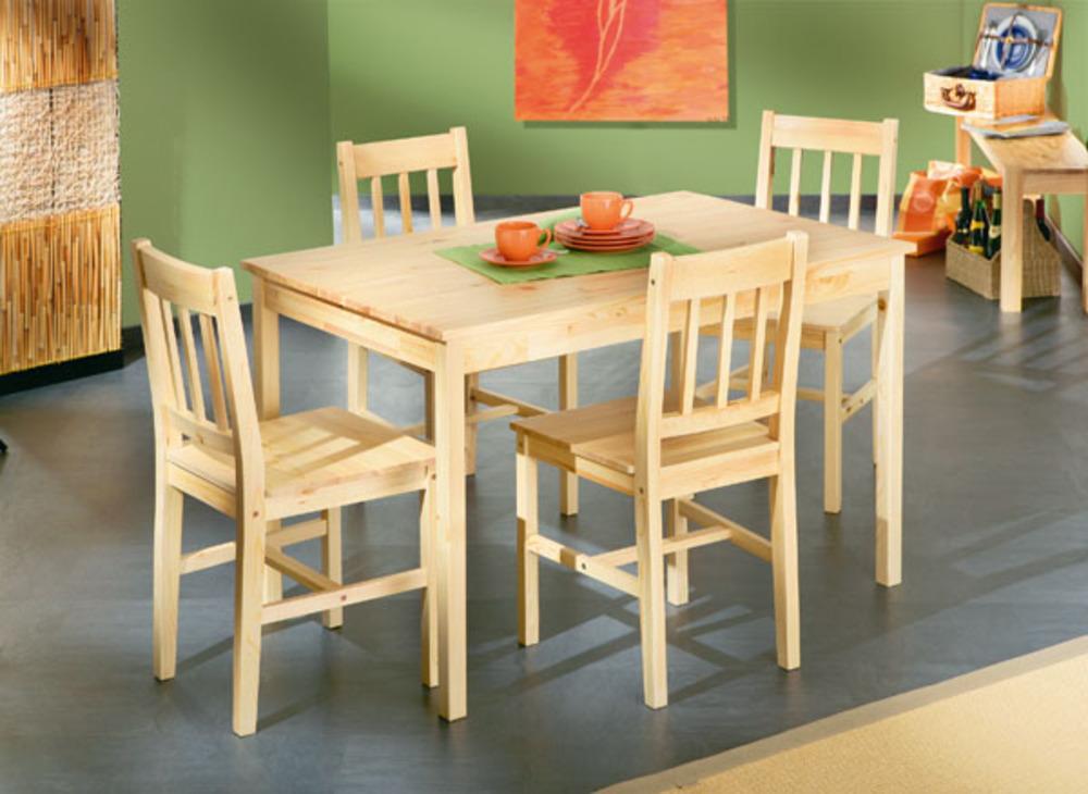 Carola cuisines bains tables de cuisine ensemble table - Ensemble table et chaise de cuisine ...