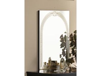 Miroir Athena chambre a coucher blanc