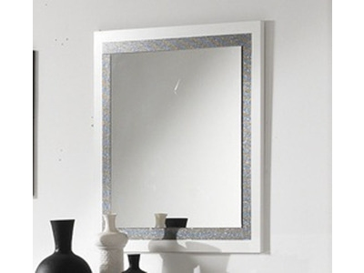 Miroir Thema blanc