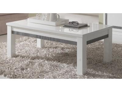 Table basse Thema blanc salle À manger