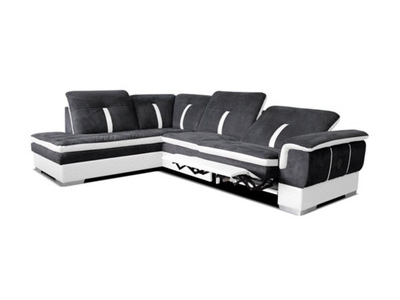 Canape d'angle � gauche relax Galaxy 2