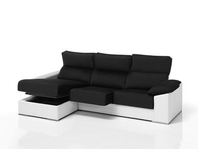Canapé d'angle droite Chris 560