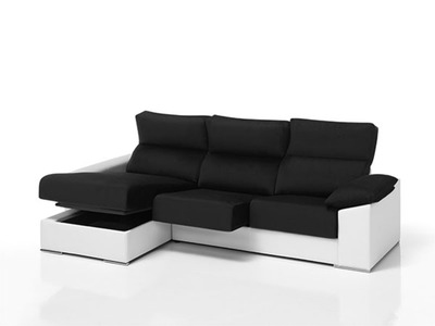 Canape d'angle droite Chris 560