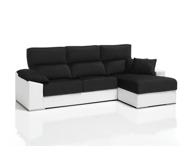 Canape d'angle droite