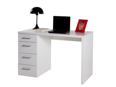 Bureau 4 tiroirs Isabella