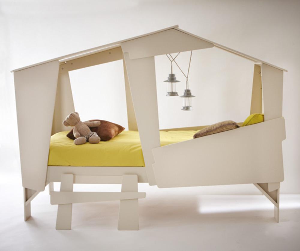 lit cabane. Black Bedroom Furniture Sets. Home Design Ideas