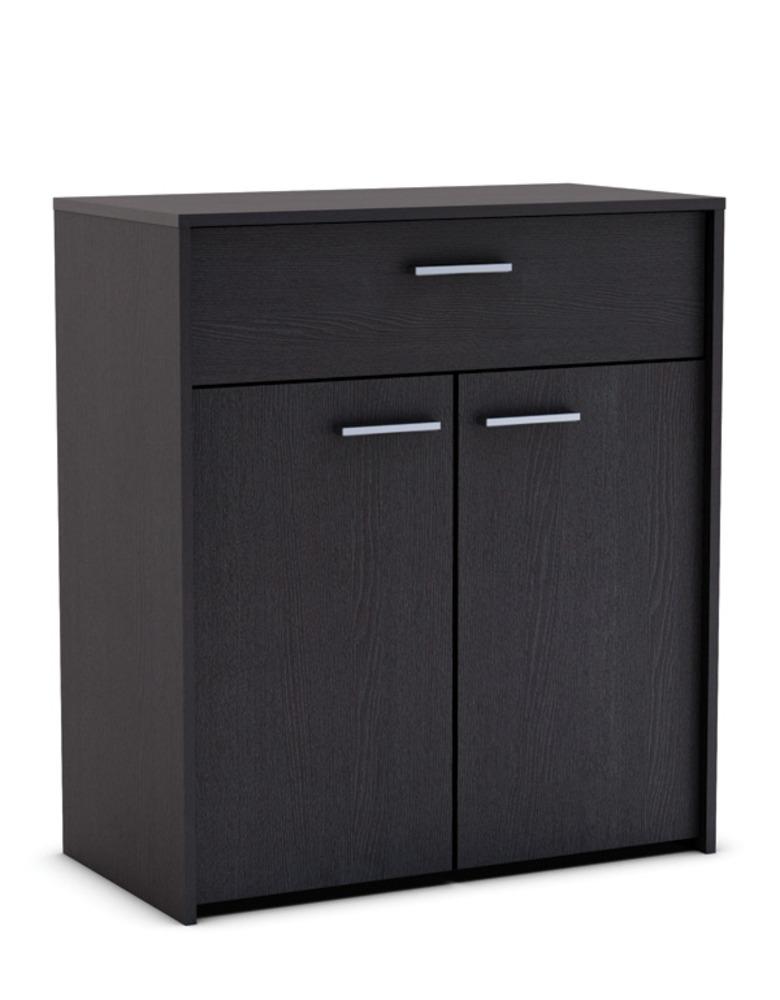rangement 2 portes 1 tiroir agathe. Black Bedroom Furniture Sets. Home Design Ideas