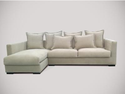 Canapé d'angle à gauche Eliot