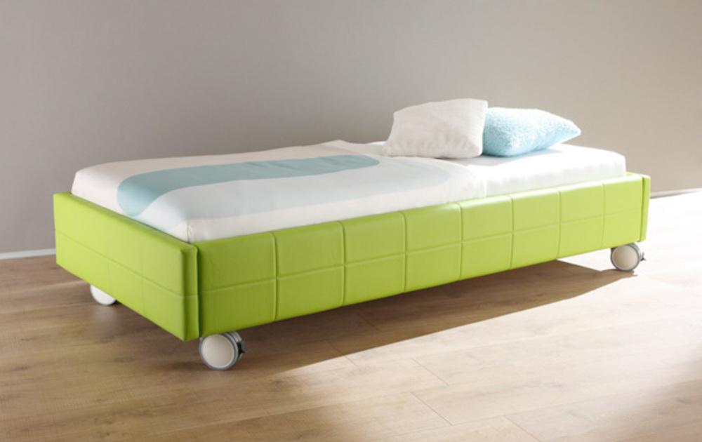 Ponte chambres chambres enfants lit vert basika le hard Lit basika
