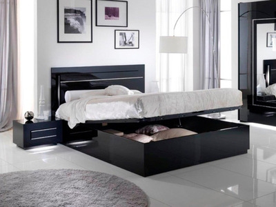 lits adultes. Black Bedroom Furniture Sets. Home Design Ideas