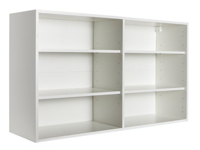 Etagere 6 niches Polyshelf