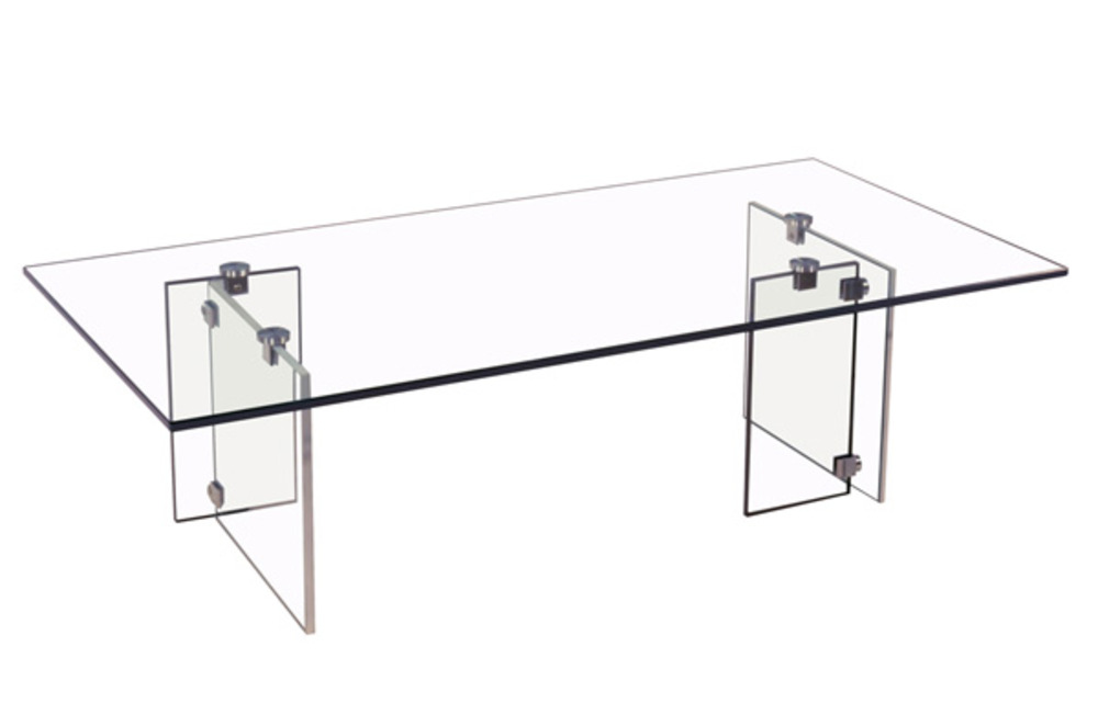 Table basse ovale verre trempe - Table basse ovale verre ...