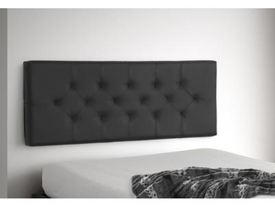 Tete de lit à suspendre