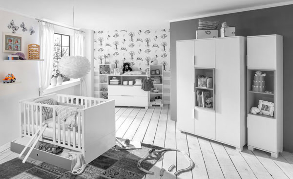 Awesome Chambre Gris Et Blanc Bebe Ideas - Home Decorating Ideas ...