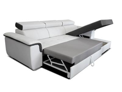 Canape d'angle � droite Aversa