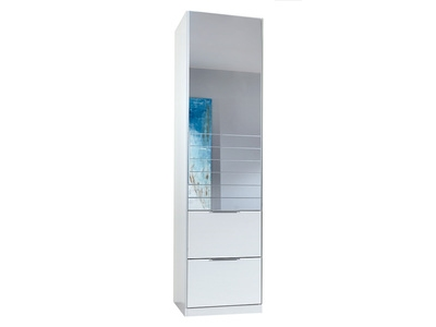 Armoire 1 portes 2 tiroirs Add on f