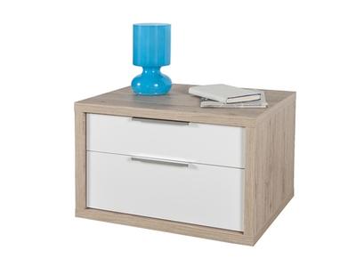 Chevet 2 tiroirs Grazia