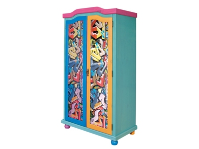 Armoire 2 portes Genffiti