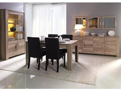 Bahut 1 porte 3 tiroirs Ferrara
