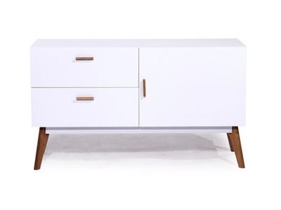 Bahut 2 tiroirs 1 porte Nordica