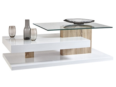 Table basse Tritop