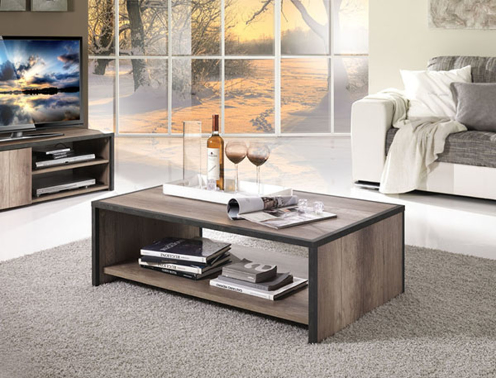 table basse tim chene san remo. Black Bedroom Furniture Sets. Home Design Ideas