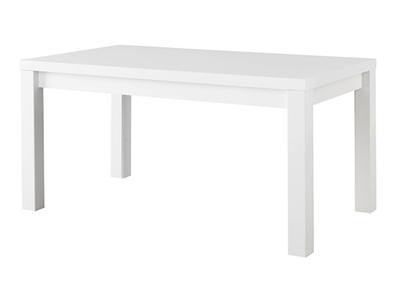 Table de repas Fano laque blanc