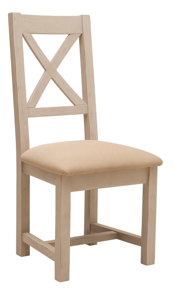 Chaise sejour verona vanille - Chaise de sejour ...
