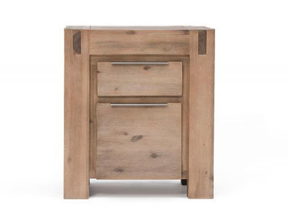 chevet 2 tiroirs hamburg 2 chambre a coucher. Black Bedroom Furniture Sets. Home Design Ideas