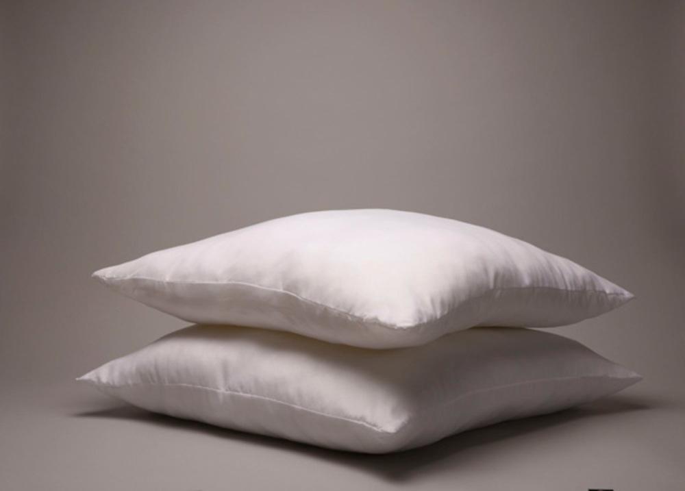 Oreiller confort fibre blanc for Literie confort