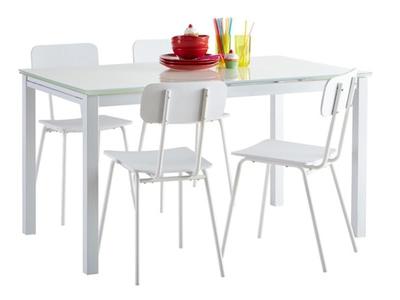 Table de repas extensible Kiara