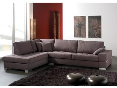 Canapé d'angle à gauche Santa barbara