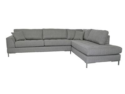 Canapé d'angle à droite Como